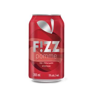 Fizz Pomme - Vignoble et Cidrerie Coteau Rougemont
