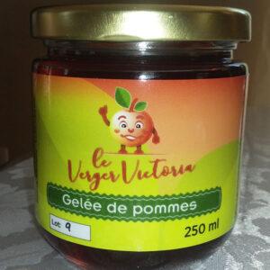 Gelée de pommes - Verger Victoria