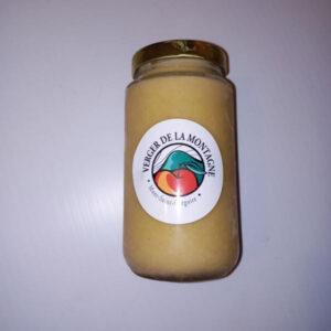Beurre de pomme - Verger de la montagne