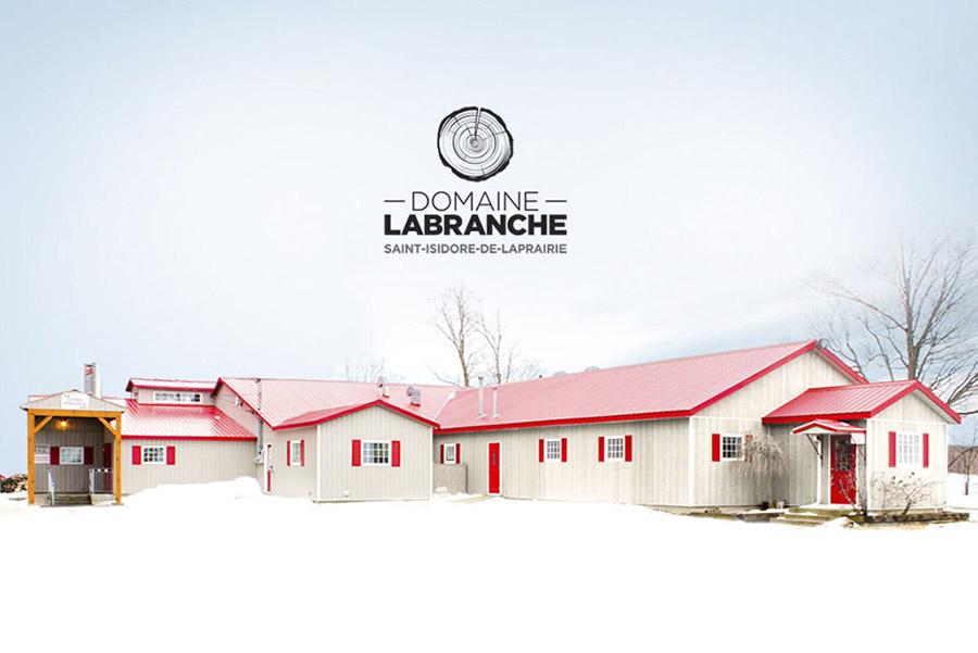Domaine Labranche - Érablière - Verger - Vignoble