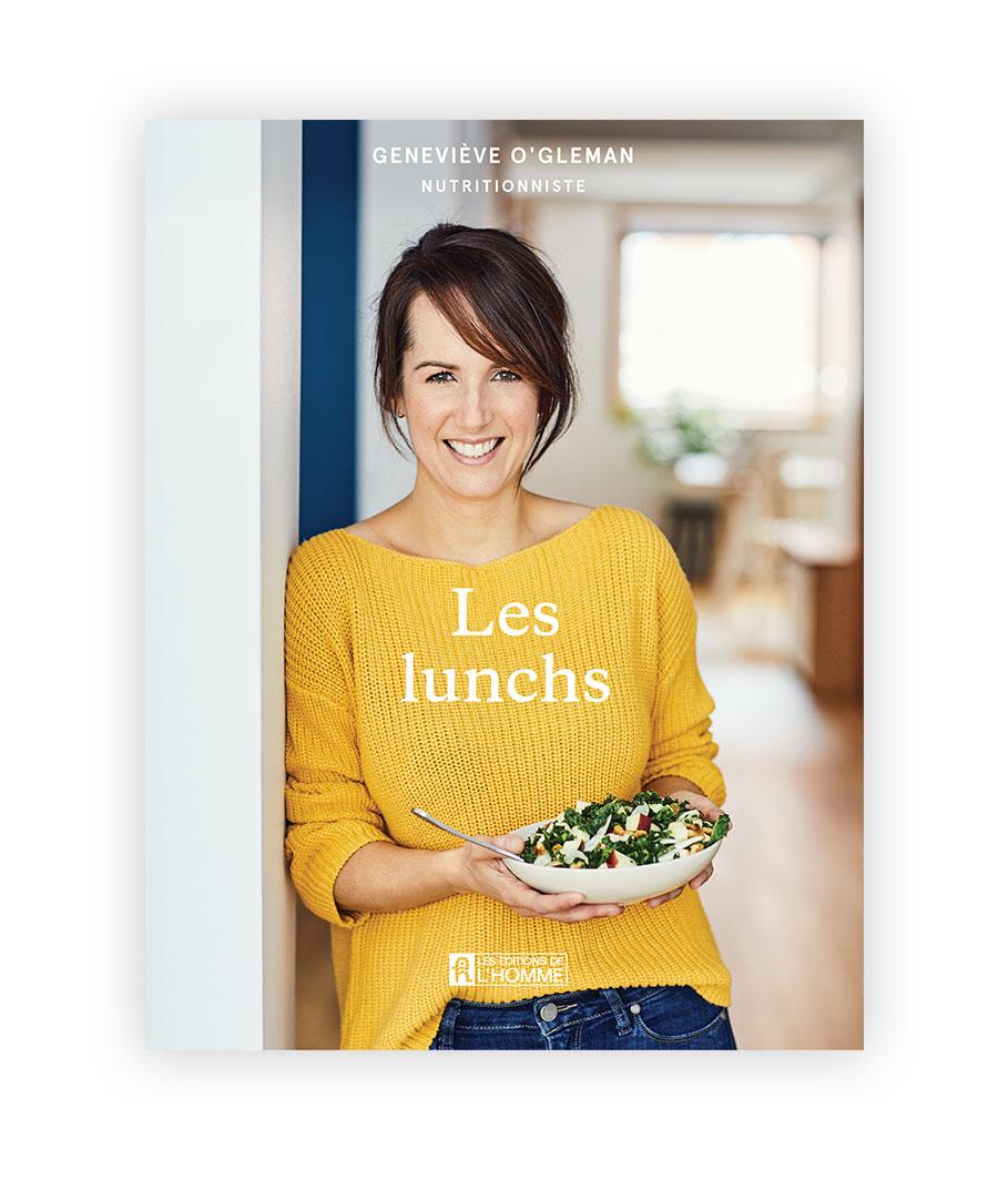 Livres les lunchs par Geneviève O'Gleman